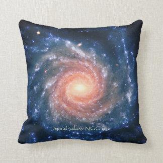 Spiral galaxy NGC 1232 Throw Pillow