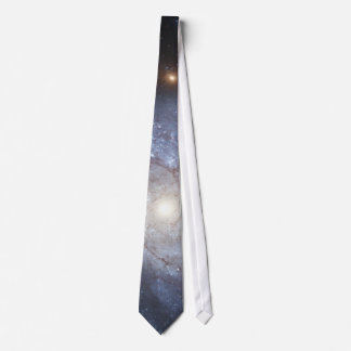 Spiral Galaxy NGC 1309 (1 side) Tie