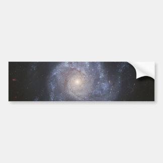 Spiral Galaxy NGC 1309 Car Bumper Sticker