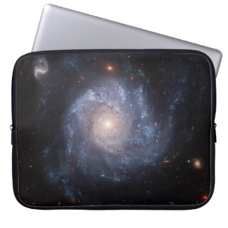 Spiral Galaxy (NGC 1309) Laptop Sleeve
