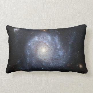 Spiral Galaxy (NGC 1309) Lumbar Pillow
