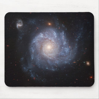 Spiral Galaxy (NGC 1309) Mouse Pad