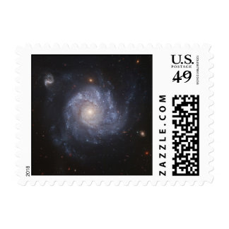 Spiral Galaxy NGC 1309 Stamps