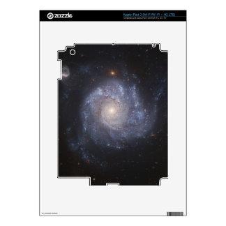 Spiral Galaxy NGC 1309 Skins For iPad 3