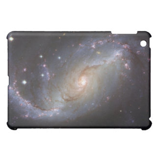 Spiral Galaxy NGC 1672 by the Hubble Telescope Cover For The iPad Mini