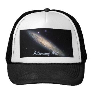 Spiral Galaxy - NGC 253 Mesh Hats