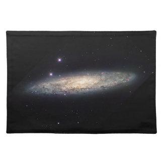 Spiral Galaxy - NGC 253 Placemat