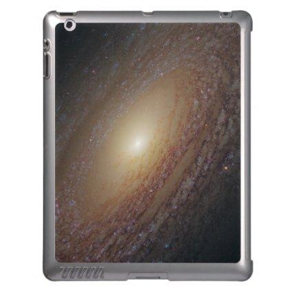 Spiral Galaxy NGC 2841 iPad Case