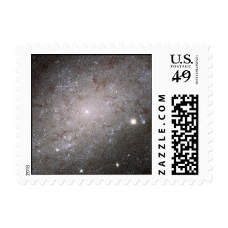 Spiral Galaxy NGC 300 Postage Stamps