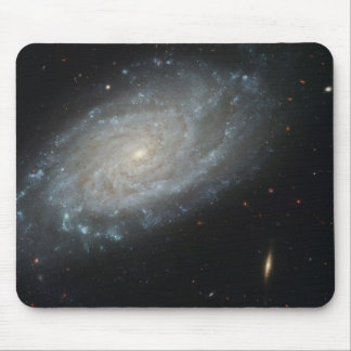 Spiral Galaxy NGC 3370 Mouse Pad