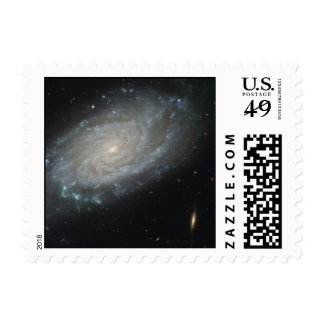 Spiral Galaxy NGC 3370 Postage