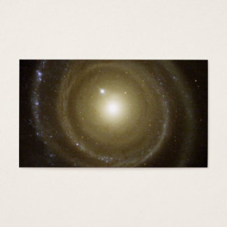 Spiral Galaxy NGC 4622 Spins Business Card