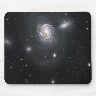 Spiral galaxy NGC 4911 Mouse Pad
