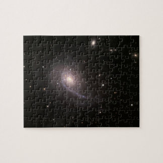 Spiral Galaxy NGC 772 (Arp 78), in Aries Jigsaw Puzzle