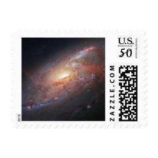 Spiral Galaxy Postage