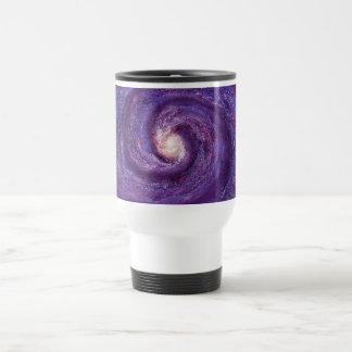 Spiral Galaxy Tazas De Café