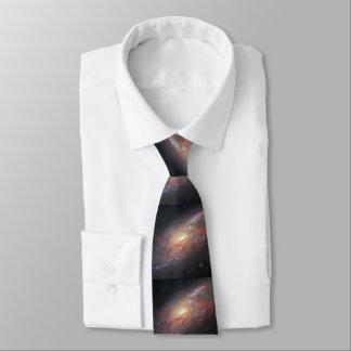Spiral Galaxy Tie