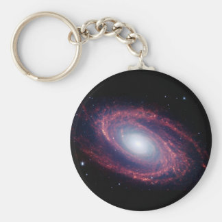 SPIRAL GALAXY Zipper-Pull & Luggage Tag, Keychain