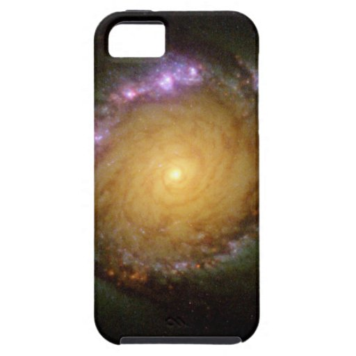 Spiral Galaxy's Living Color iPhone 5 Cover