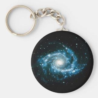 SPIRAL GALAXYZipper-Pull & Luggage Tag, Keychain