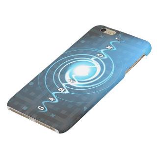 Spiral Game On! iPhone 6 Plus Case Matte iPhone 6 Plus Case