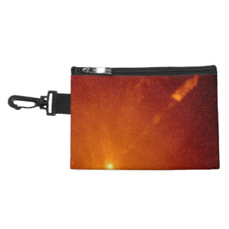 Spiral Gas Disk in Active Galaxy M87 Accessory Bags