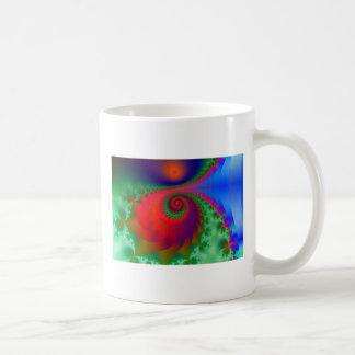 Spiral glory mug
