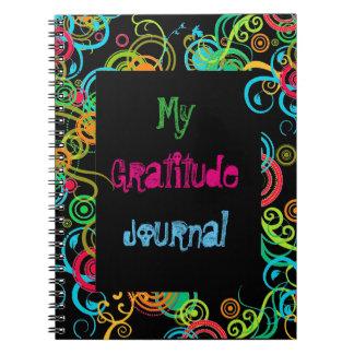 Spiral Gratitude Notebook
