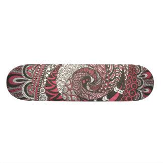 Spiral in the Pink Skateboard Decks