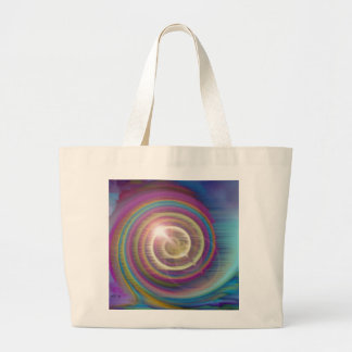 Spiral in tote bags