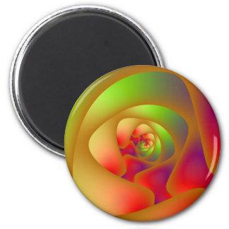 Spiral Labyrinth Magnet