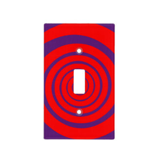 spiral switch plate covers