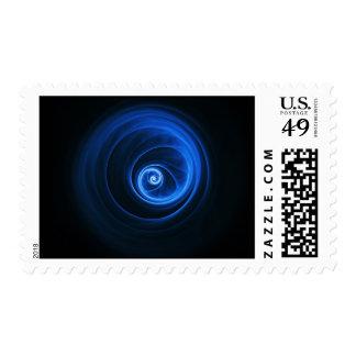 Spiral Magic Stamp