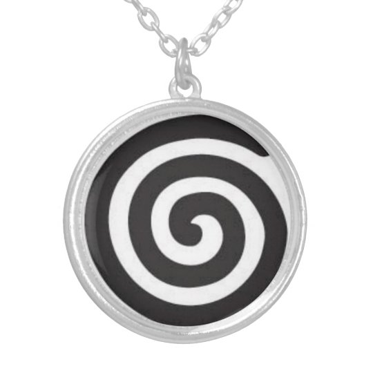 Spiral Necklace Talisman