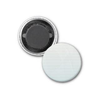Spiral Notebook Lined Paper Magnet