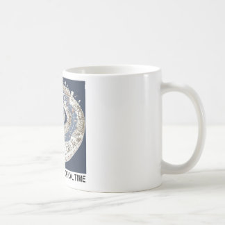 Spiral Of Geological Time (Earth's History Spiral) Classic White Coffee Mug