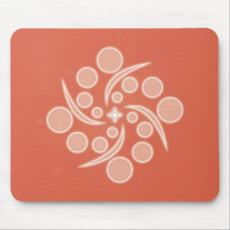Spiral of Life Mouse Pad