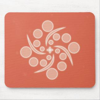 Spiral of Life Mousepad