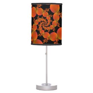Spiral Oranges Desk Lamp
