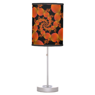 Spiral Oranges Table Lamps