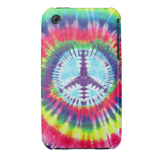 Spiral Peace iPhone 3 iPhone 3 Case-Mate Cases