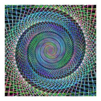 Spiral Photo Print