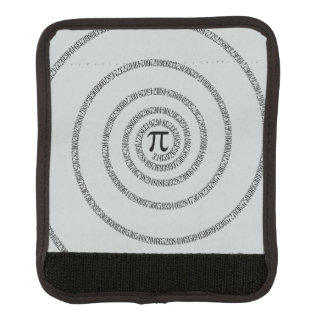 Spiral Pi Click Customize to Change Grey Color Handle Wrap