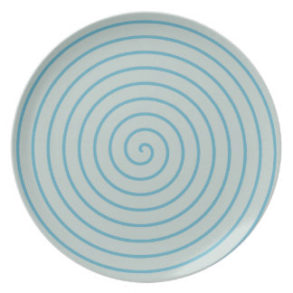 Spiral Party Plate