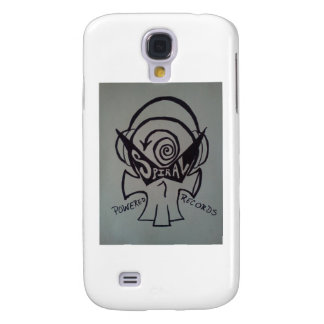 Spiral Powered Records Merchandise Galaxy S4 Cases