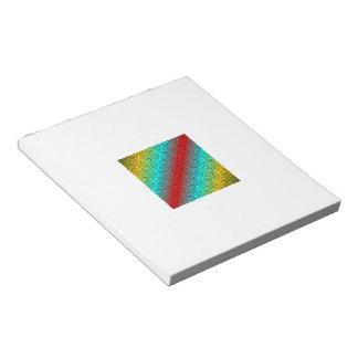 Spiral Ripple Notepad