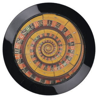 Spiral Roulette Wheel Droste ChargeHub
