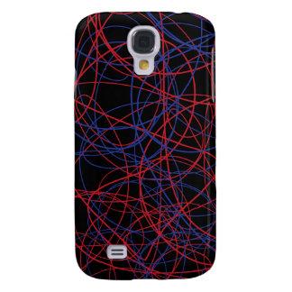 Spiral scribble fun case! samsung galaxy s4 case