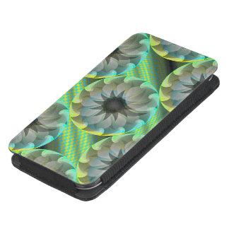 Spiral Shark Galaxy S4 Pouch