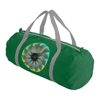 Spiral Shark Gym Bag